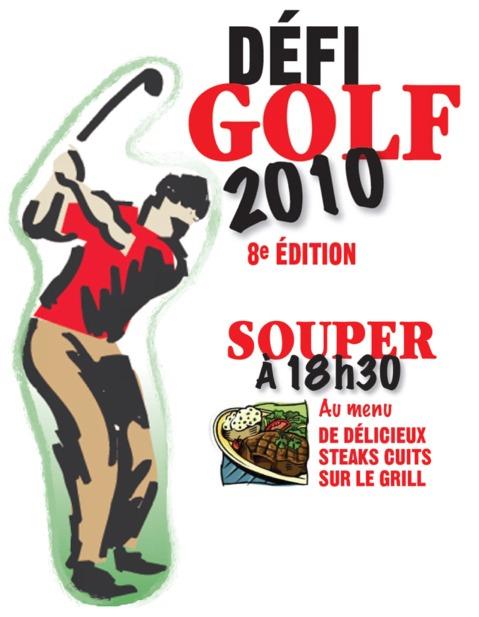 Défi Golf 2010